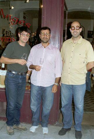 En 2002 à Nice