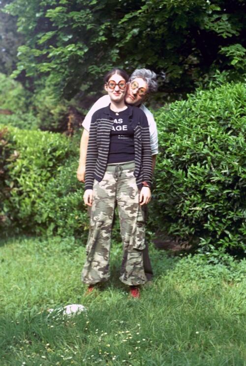 Père et fille de Nancy