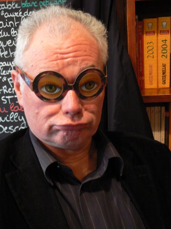 Il éditeur Jean-Paul !