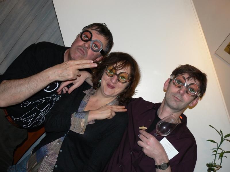 Le Trio Glougueulesque à désirer