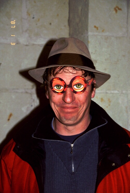 L\'Homme au chapeau mou