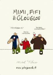 Affiche Mimi, Fifi & Glouglou