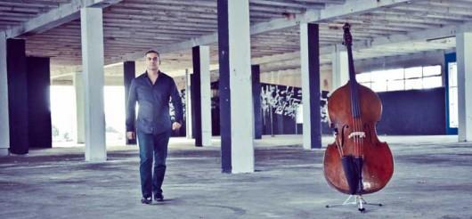 Tchamitchian et son gros violon