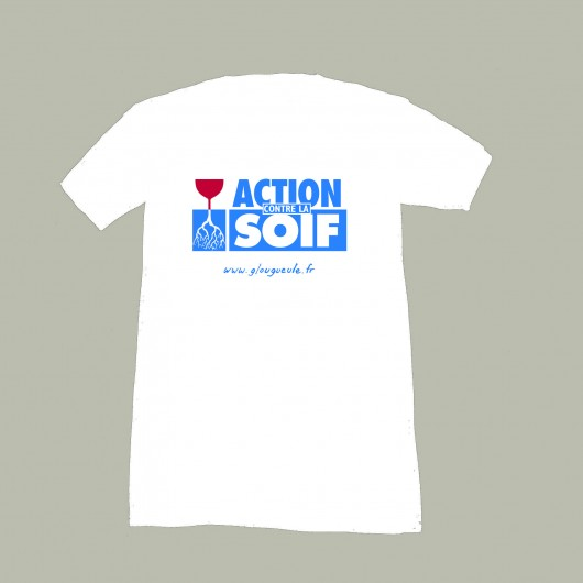 T-shirt Action contre la soif