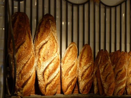 Chez le boulanger de Claret
