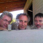 Août 2004 chez les Oustric