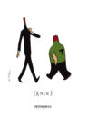 Affichette Tanins