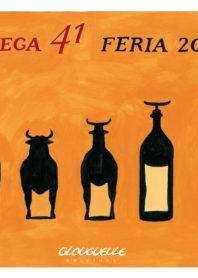 Affiche Bodega 41 Feria 2007