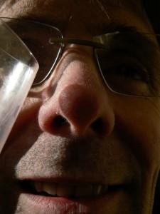 Michel TOLMER en a plein le nez.